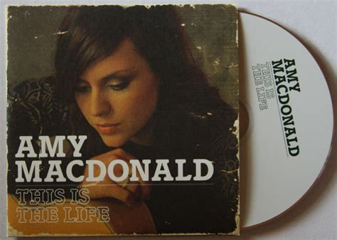 Amy Macdonald This Is The Life Records, Lps, Vinyl And Cds