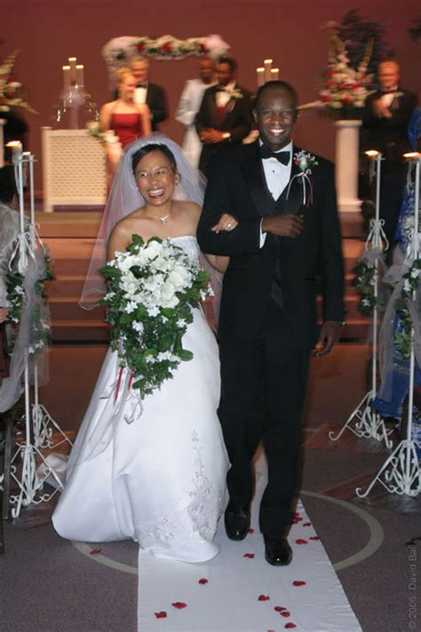 Marrying Two Worlds — Interracial Couples On Love And