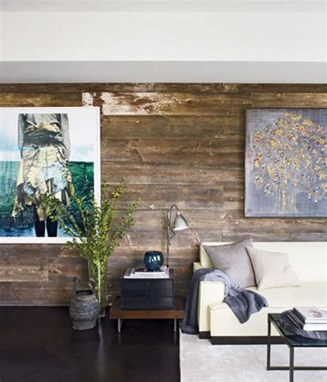 charming living rooms  wooden panel walls rilane