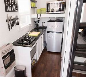 kitchens full moon tiny shelters With interior decoration for very small kitchen