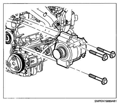 saturn ion alternator belt engine diagram and wiring diagram