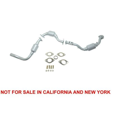 Filtercat, a leader company in the manufacturing of catalytic converters and dpf for vehicles. New Evan Fischer LH Side Catalytic Converter Fits 1998-2003 Mercedes-Benz ML320   eBay