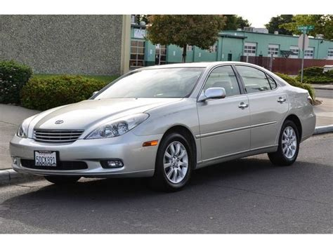 lexus models 2003 2003 lexus es 300 information and photos momentcar
