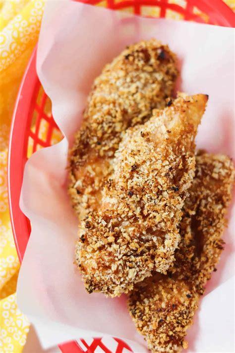 tenders bbq chicken air fryer meal