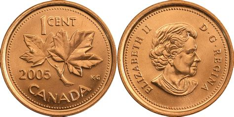 Coins And Canada  1 Cent 2003  Canadian Coins Price