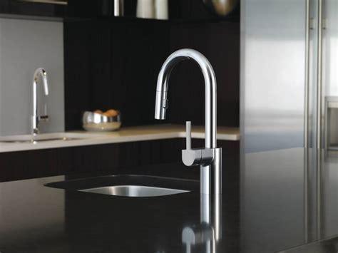 Moen 5965 Align Single Handle High Arc Pulldown Bar Faucet