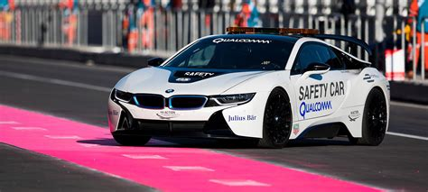 bmw  qualcomm safety car