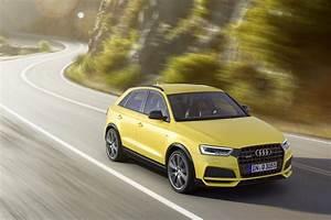 Nouveau Q3 Audi : audi q3 s line competition un nouveau pack sport pour le q3 l 39 argus ~ Medecine-chirurgie-esthetiques.com Avis de Voitures