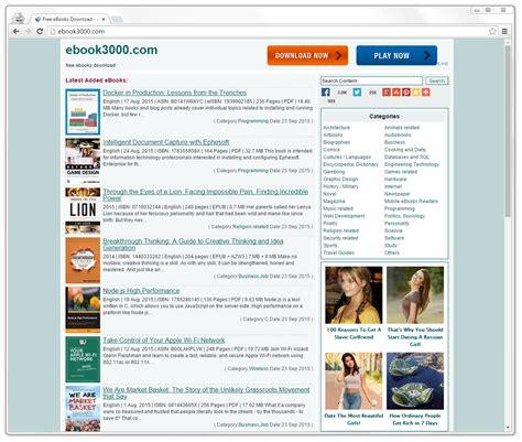 top websites    ebooks