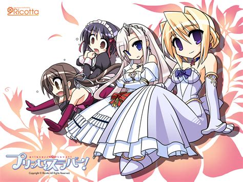 Harem Anime Wallpaper - harem anime images prnicess lover hd wallpaper and