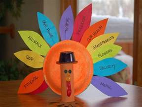 five simple thanksgiving crafts for