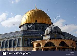 The Dome of The Rock, the world's oldest existing Islamic ...
