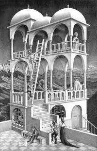 Image result for M.C. Escher
