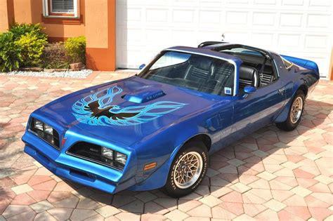 1978 Blue Trans Am by Blue 78 Cars Pontiac Firebird Chevy Cars