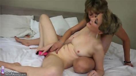Oldnanny Lesbian Couple Crazy Mature Learn Masturbate Sexy