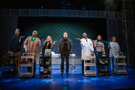 In 2006, the united states library of congress selected … Theater Review: GROUNDHOG DAY THE MUSICAL (San Francisco Playhouse)