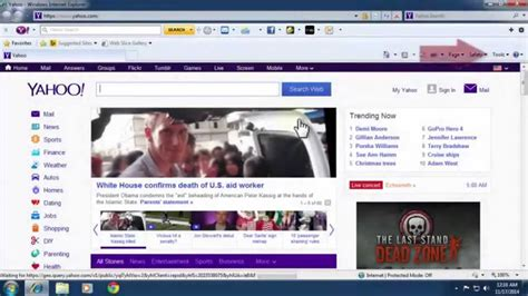 How to remove Yahoo toolbar from Internet Explorer (IE ...