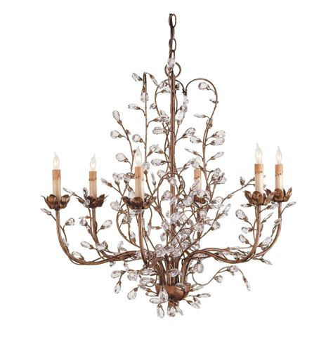 Chandelier Forest by Enchanted Forest Bud 6 Light Chandelier Kathy