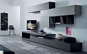 Mobile soggiorno moderno Scevis Arredo Design Online