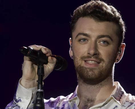 Sam Smith Drunkenly Tweets His Fear Of Being
