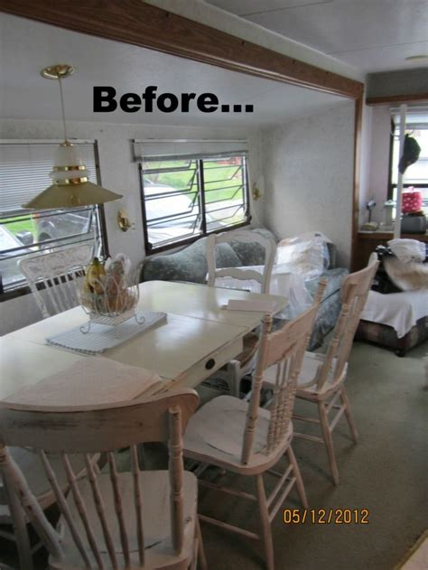 mobile home decorating beach style makeover mobile