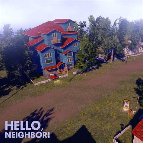 player addon hello neighbor mod db