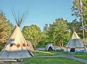 Zelt Der Indianer : typische wohnst tten der indianer ber tipis und co ~ Watch28wear.com Haus und Dekorationen