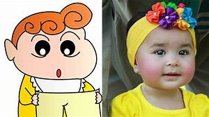 [New] Shin Chan Characters In Real Life | Real People Who ...