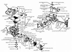 27 Motorcraft 2 Barrel Carburetor Diagram
