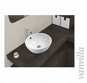 Küche Waschbecken Keramik : waschbecken keramik aufsatzbecken rund aufsatzwaschbecken ~ Lizthompson.info Haus und Dekorationen
