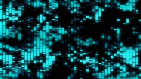 Pixel Backgrounds Videogame Pixel Background Animation Free Footage Hd Cyan