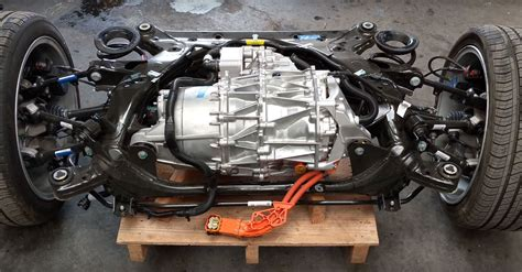 Electric Motor System by Tesla S Model 3 Electric Motor Is A Clever Mystery Box