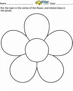 topic flower 5 petals edHelperclipart www2 server by ...