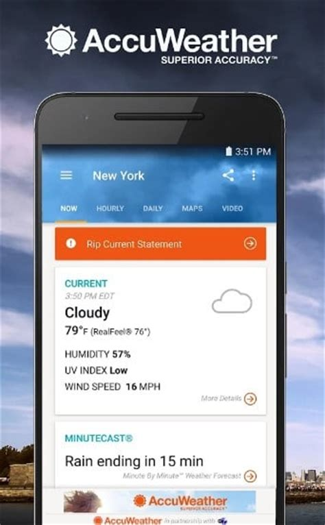 accuweather app for android top 8 best weather widgets for android with lesser battery