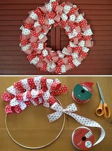 Top 35 Astonishing DIY Christmas Wreaths Ideas - DIY Craft
