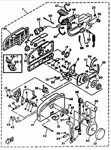 Yamaha 703 Remote Control Instructions