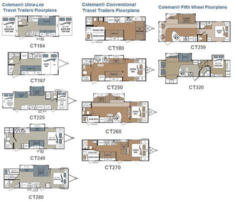 2015 Coleman Travel Trailer Floor Plans by 2015 Coleman Fifth Wheel Floor Plans Autos Post