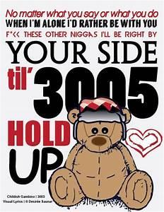 Childish Gambino   3005   Song Lyrics   Pinterest   Follow ...