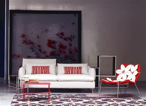 shanghai tip major  seater sofa  moroso clippings