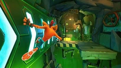 Crash Bandicoot Screenshots Utterly Amazing Playstation Ps4