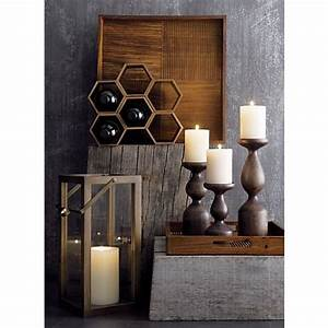 76 best images about crate and barrel on pinterest crate With best brand of paint for kitchen cabinets with yellow votive candle holders