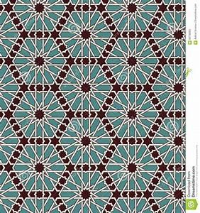 Tapete Geometrische Muster : nahtloses islamisches marokkanisches muster arabische geometrische verzierung moslemische ~ Sanjose-hotels-ca.com Haus und Dekorationen