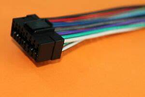 Wire Harness For Sony Cdx