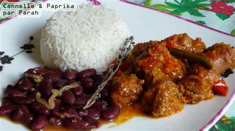 cuisine creole davaus cuisine creole haricot avec des idées
