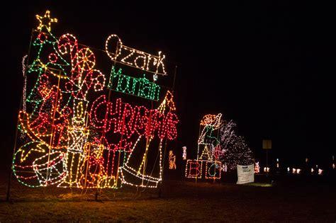 branson christmas light displays 2017 branson christmas