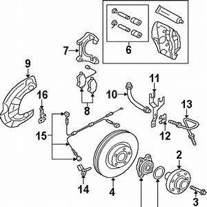 Audi A6 C6 How To Replace Brake Line