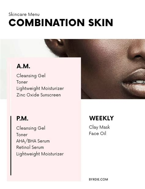 guide  anti aging skin care  aging adults combination skin  skincare products skin care
