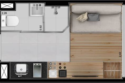 10 Quadratmeter Zimmer by 10 Square Meter Apartments Minimizing Living Space Or