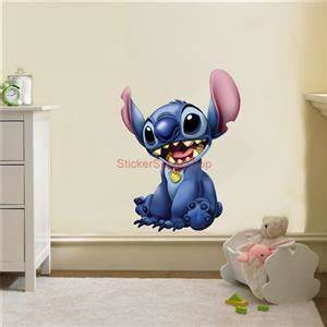 lilo and stitch disney movie decal removable wall sticker With awesome lilo and stitch wall decals