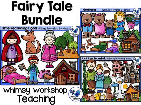 Fairy Tales Clip Art Bundle 1